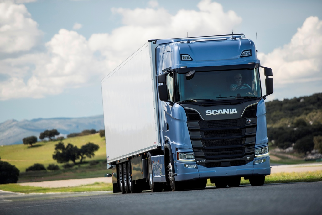 Scania: Taking Its Trucks to the Next Level - Export and Freight