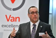 FTA Head of Vans Mark Cartwright