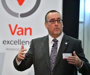 FTA Head of Vans Mark Cartwright