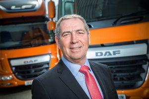 Ray Ashworth. Managing Director, DAF Trucks
