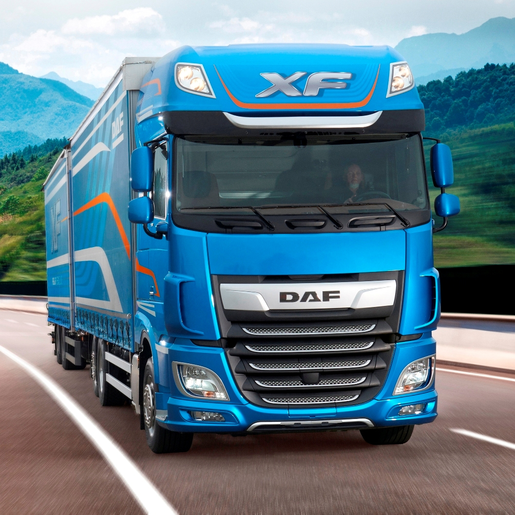 New Trucks Daf Images